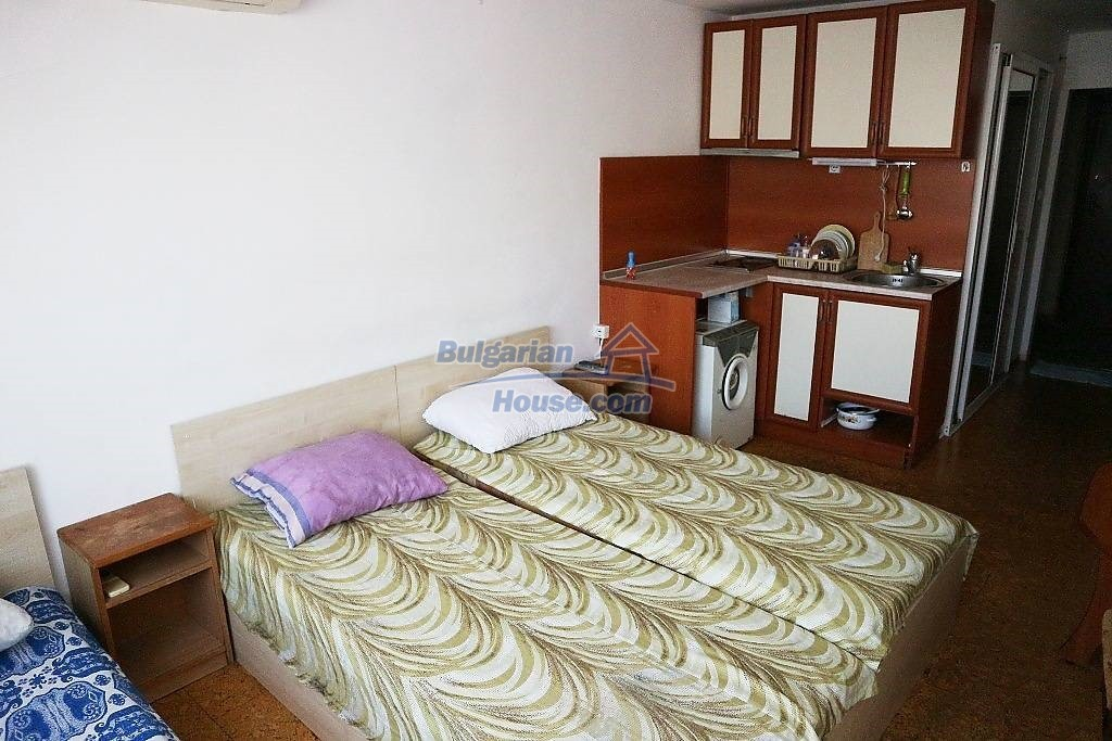 12971:3 - 250 meters from the beach in Sunny beach. No maintenance fee