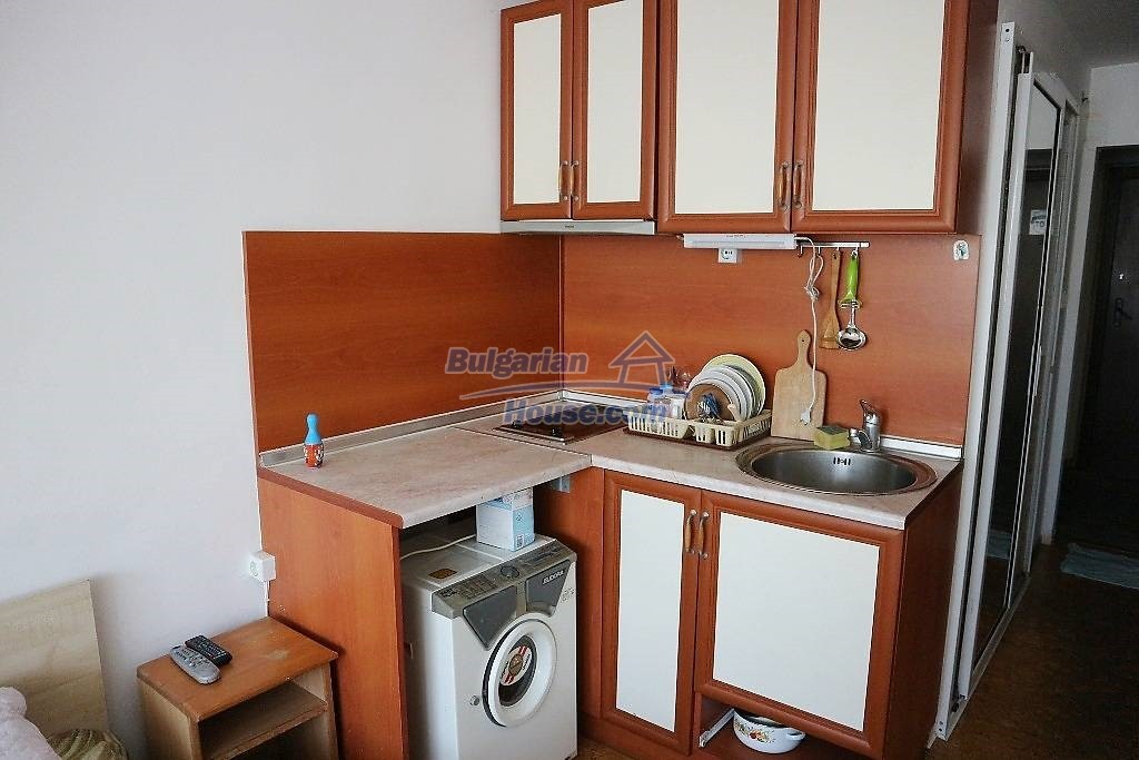 12971:4 - 250 meters from the beach in Sunny beach. No maintenance fee