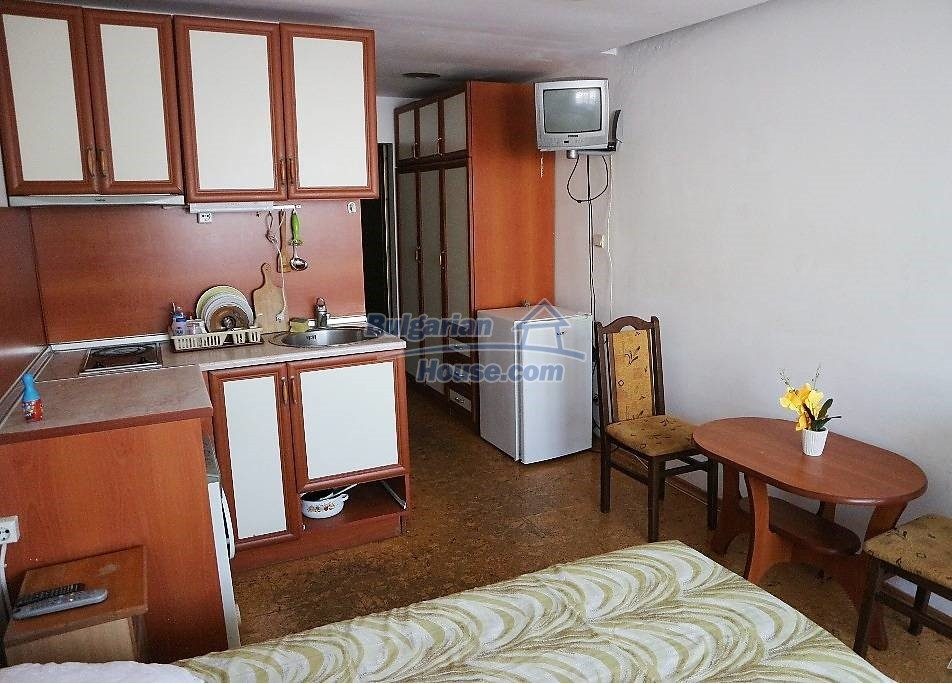 12971:2 - 250 meters from the beach in Sunny beach. No maintenance fee
