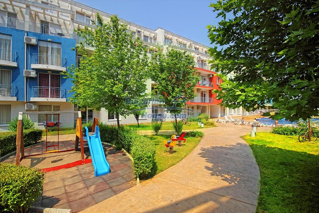 12974:2 - Spacious 2 BED apartment in SUNNY BEACH 800 m from the beach