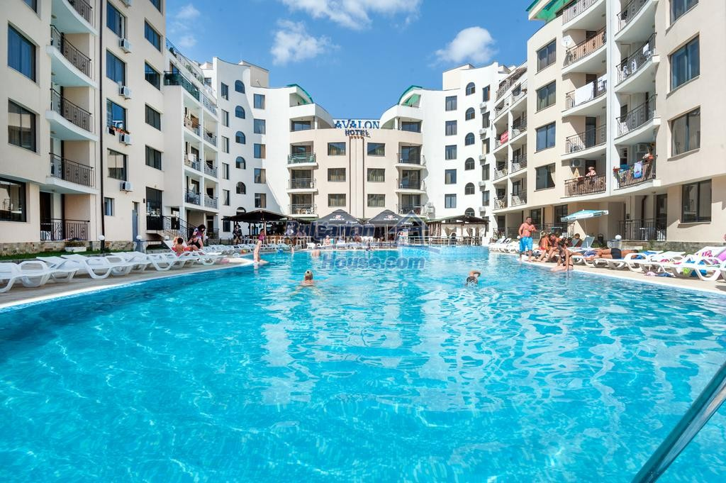 12978:2 - 1 BED apartment 150 meters from the beach Sunny Beach
