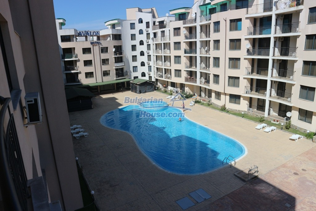 12978:19 - 1 BED apartment 150 meters from the beach Sunny Beach