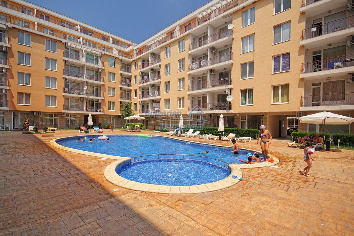 12979:15 - One bedroom apartment in Sunny Day 2 and 650 m to the beach