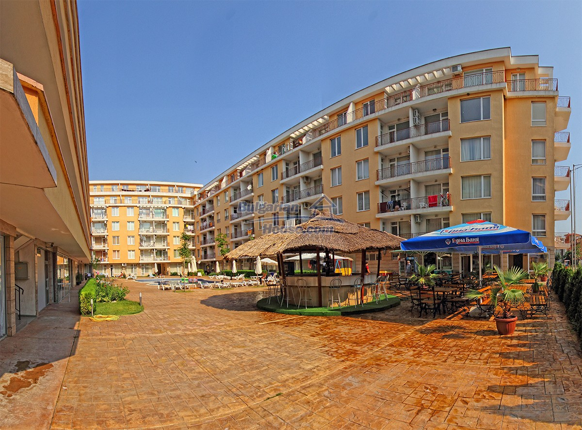 12979:13 - One bedroom apartment in Sunny Day 2 and 650 m to the beach
