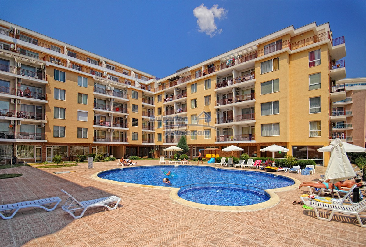 12979:12 - One bedroom apartment in Sunny Day 2 and 650 m to the beach