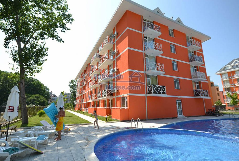 12981:2 - One bedroom apartment in Gerber 3 Sunny beach 700m to the sea