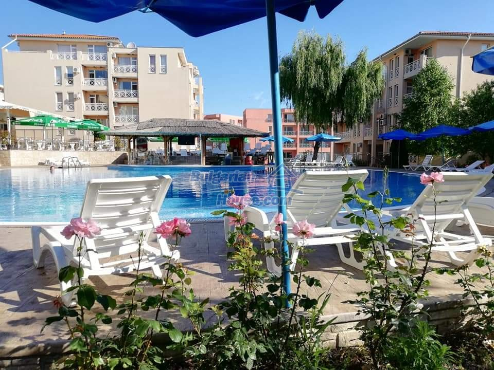 12987:19 - SUNNY  BRIGHT furnished studio ideal for your Bulgarian holiday