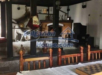 12990:12 - Traditional Bulgarian property with panoramic river and forests