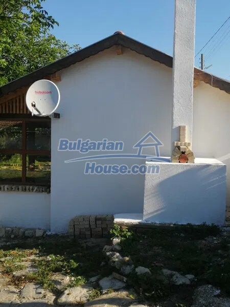 13023:2 - Bulgarian property suitable for two families in Varna region