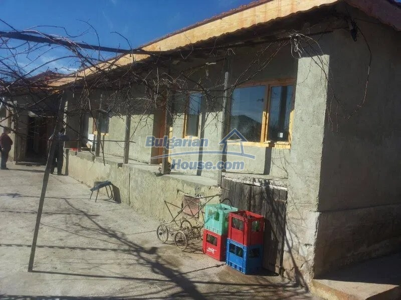 13024:1 - Bulgarian property for sale in Dobrich region ,Dabovik village