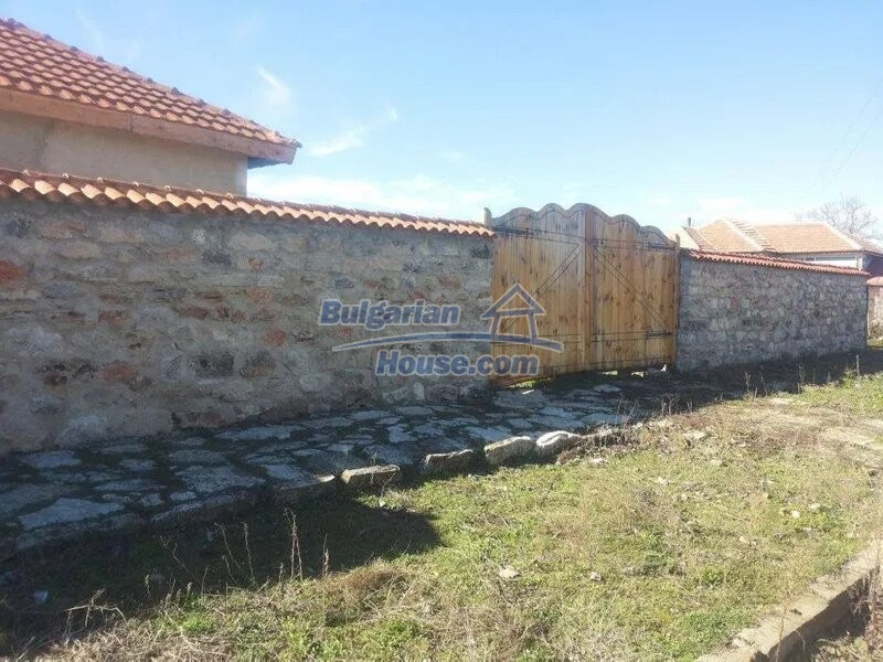 13024:2 - Bulgarian property for sale in Dobrich region ,Dabovik village