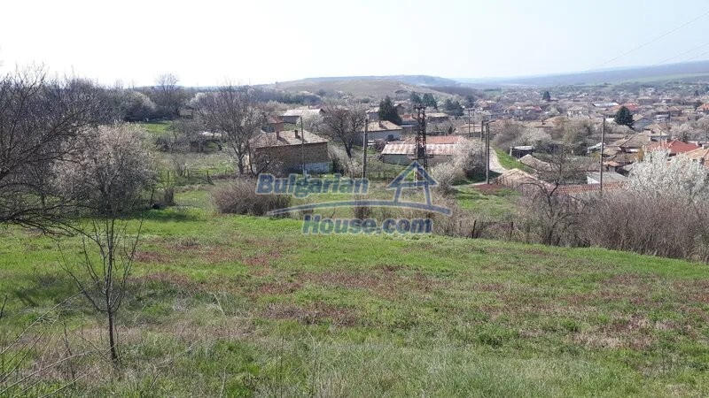 13038:9 - Cheap house for sale in Village of Brestak, Varna! Peaceful