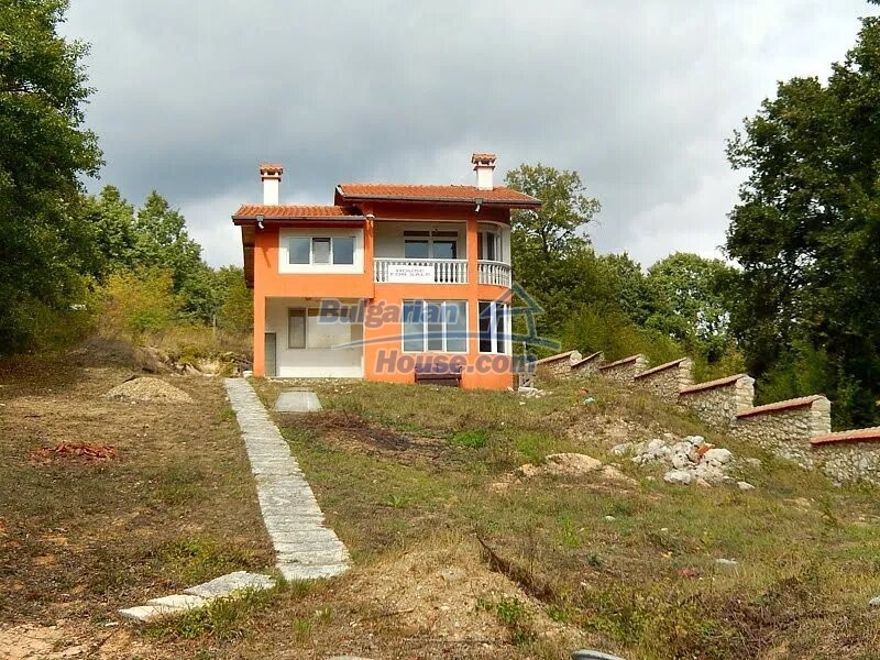 13034:1 - New Bulgarian house near Albena resort 15km from the sea