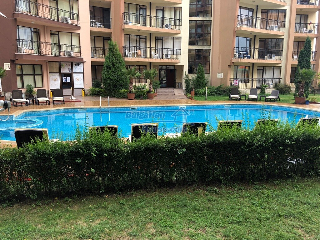 13082:2 - One-bedroom apartment in Sea Grace apart hotel Sunny beach