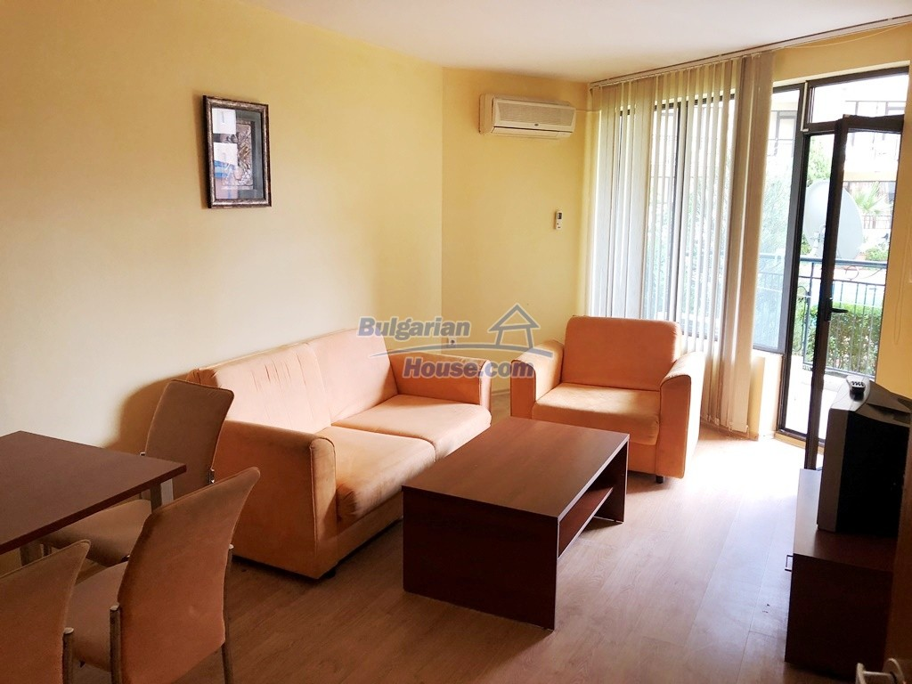 13082:14 - One-bedroom apartment in Sea Grace apart hotel Sunny beach