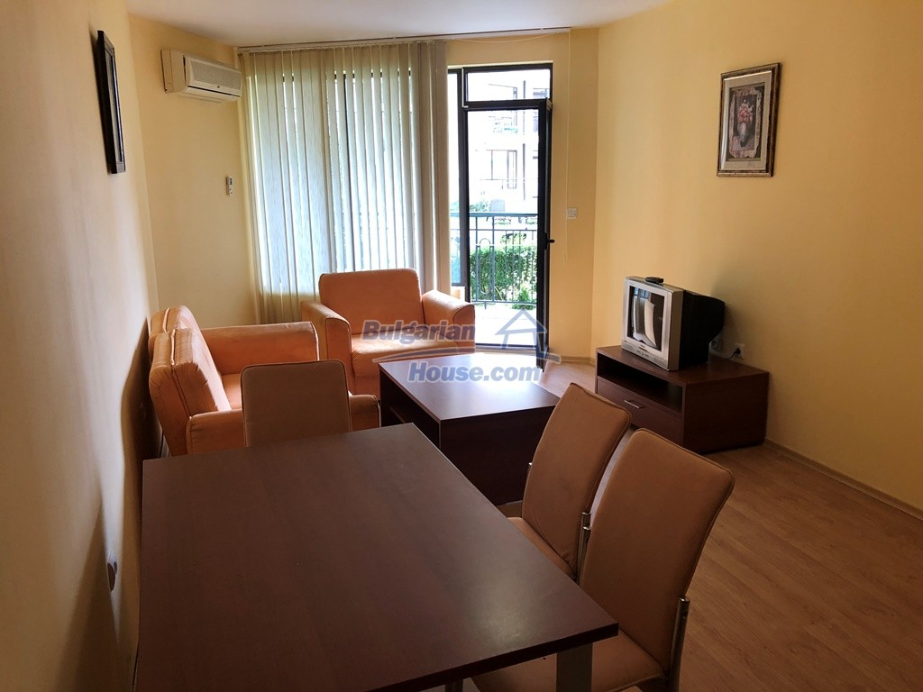 13082:17 - One-bedroom apartment in Sea Grace apart hotel Sunny beach