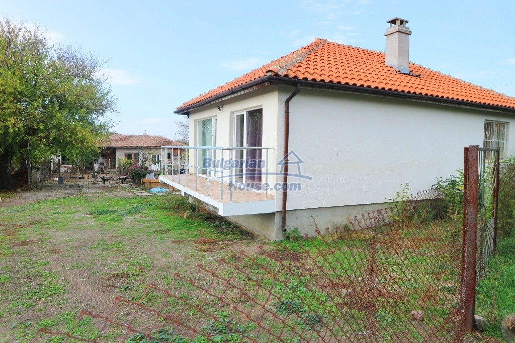 13104:2 - Newly built house 55 km. from Burgas