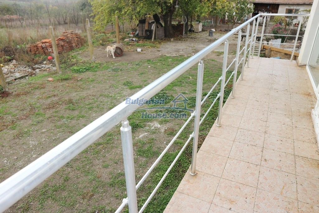 13104:9 - Newly built house 55 km. from Burgas