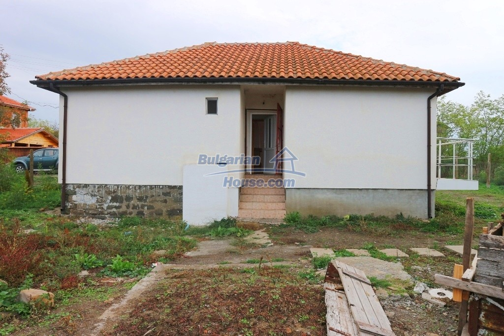 13104:20 - Newly built house 55 km. from Burgas
