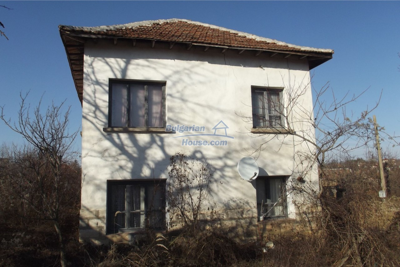13121:4 - House in good condition 40 km from Vratsa with spacious yard