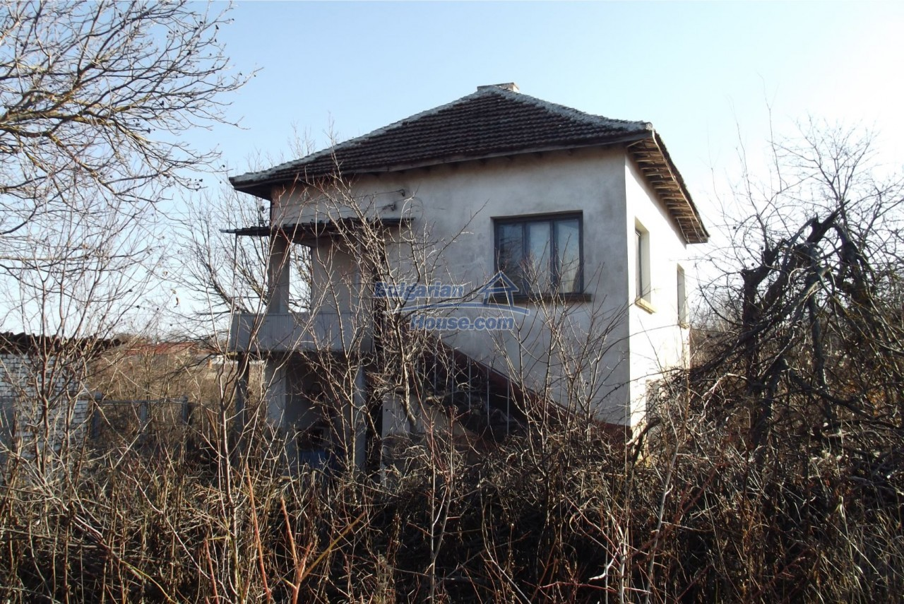 13121:6 - House in good condition 40 km from Vratsa with spacious yard
