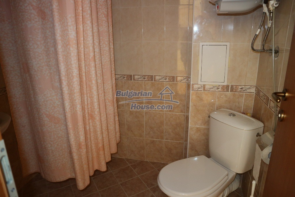 12915:15 - Bright and sunny one bedroom apartment 800 m from the sea