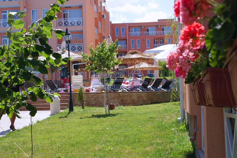 12895:14 - Bright 1 BED apartment near Sunny Beach 3 km from the SEA