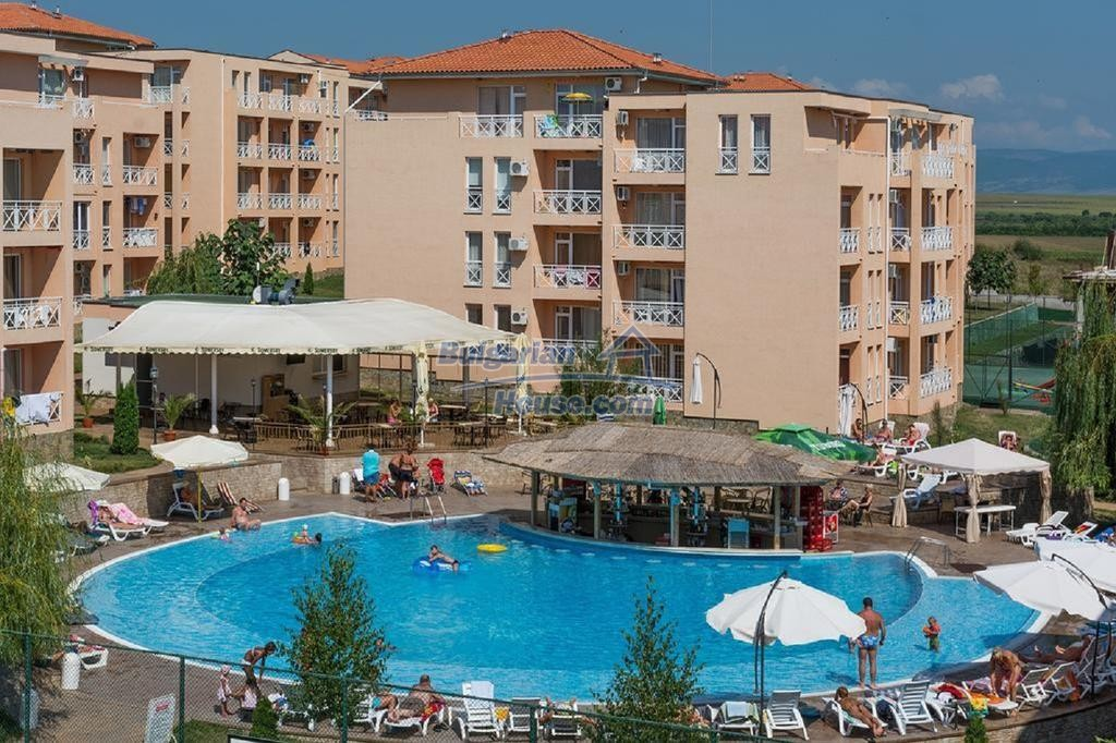 12895:12 - Bright 1 BED apartment near Sunny Beach 3 km from the SEA