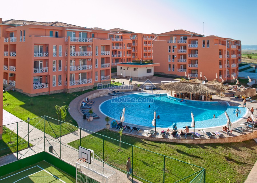 12895:15 - Bright 1 BED apartment near Sunny Beach 3 km from the SEA