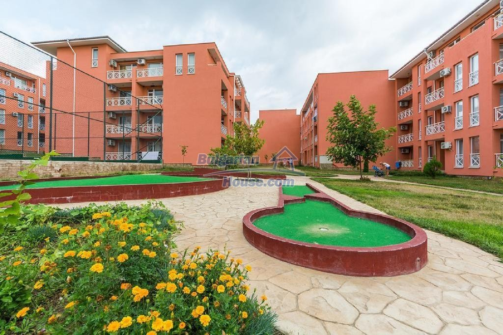 12895:17 - Bright 1 BED apartment near Sunny Beach 3 km from the SEA