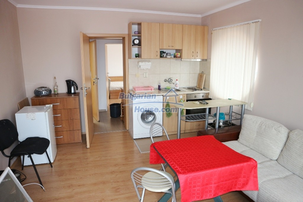 13177:1 - Fully furnished one-bed apartment in SIANELLA near Sunny Beach