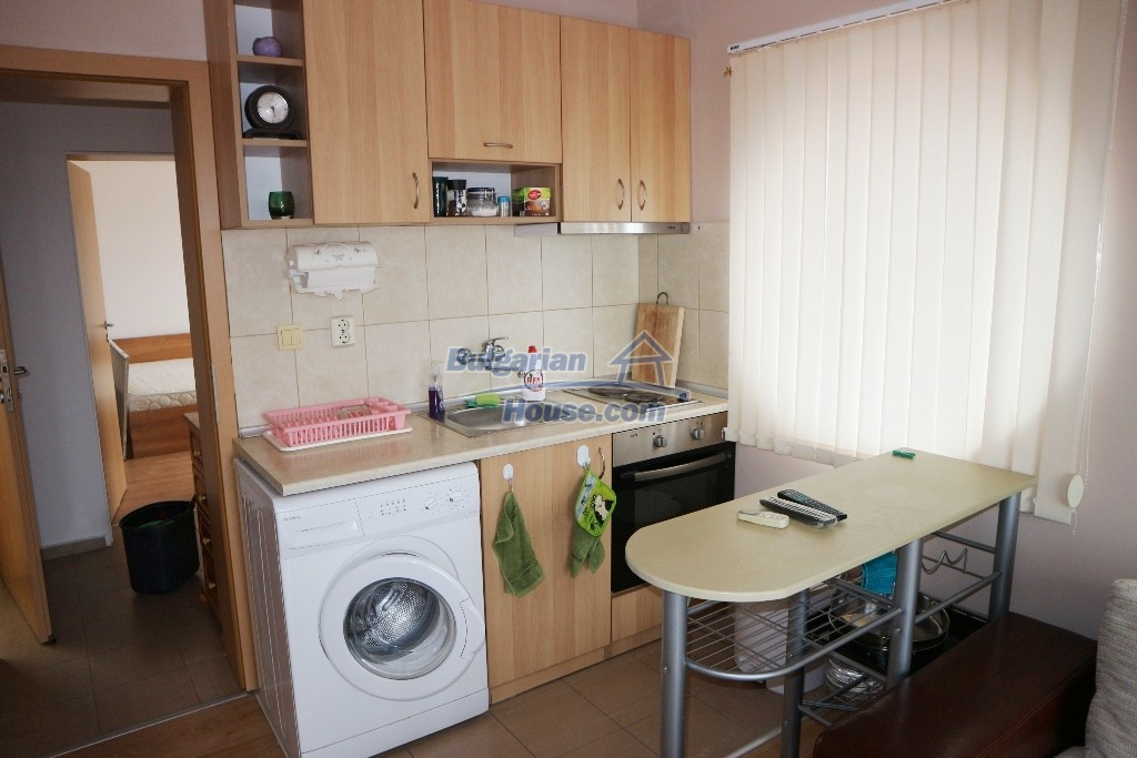 13177:13 - Fully furnished one-bed apartment in SIANELLA near Sunny Beach