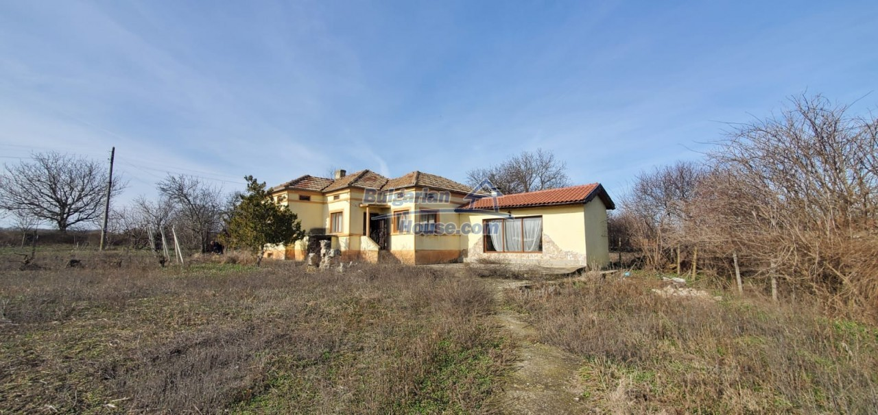 13168:11 - Bulgarian  HOME in  Dobrich region!