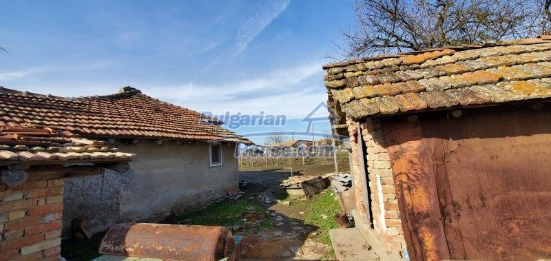 13169:12 - RENOVATED BULGARIAN Property For Sale near Dobrich