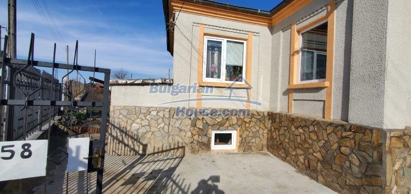 13169:5 - RENOVATED BULGARIAN Property For Sale near Dobrich
