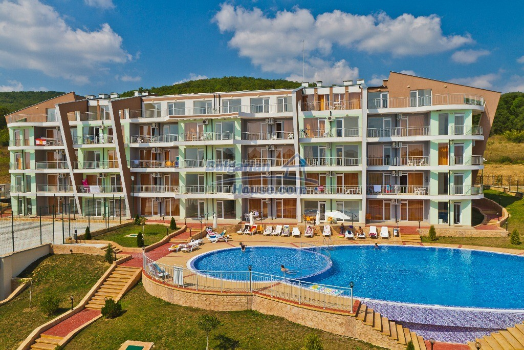 12830:21 - Exceptional offer,1 BED apartment in SUNSET KOSHARITSA
