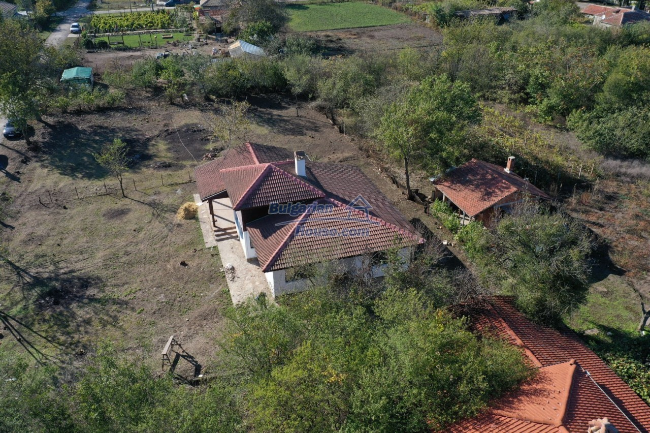 13285:7 -  BIG House for sale near Balchik!