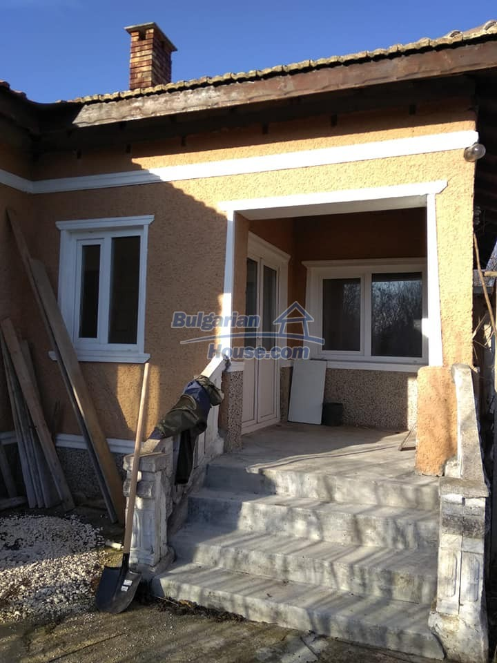 13308:6 - Fully renovated house for sale near Kavarna!