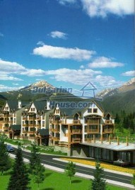 1-bedroom apartments for sale near Bansko - 7299