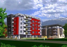 1-bedroom apartments for sale near Sofia - 7500