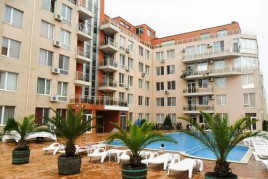 2-bedroom apartments for sale near Sunny Beach - 12801