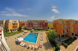 Studio apartments for sale near Sunny Beach - 12817