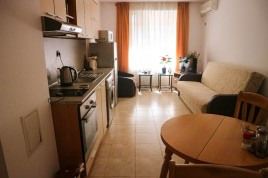 1-bedroom apartments for sale near Burgas - 12862