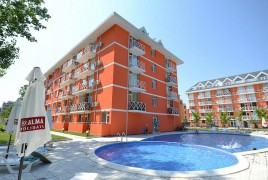 Studio apartments for sale near Burgas - 12905