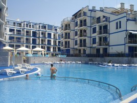 1-bedroom apartments for sale near Burgas - 12099