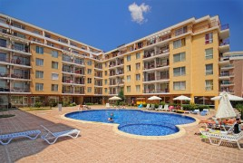 1-bedroom apartments for sale near Burgas - 12979