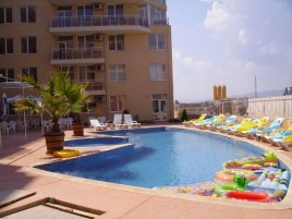 1-bedroom apartments for sale near Burgas - 12984