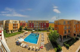 1-bedroom apartments for sale near Burgas - 13000