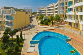 1-bedroom apartments for sale near Burgas - 12830