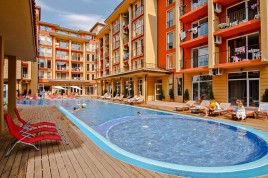 Studio apartments for sale near Burgas - 13084